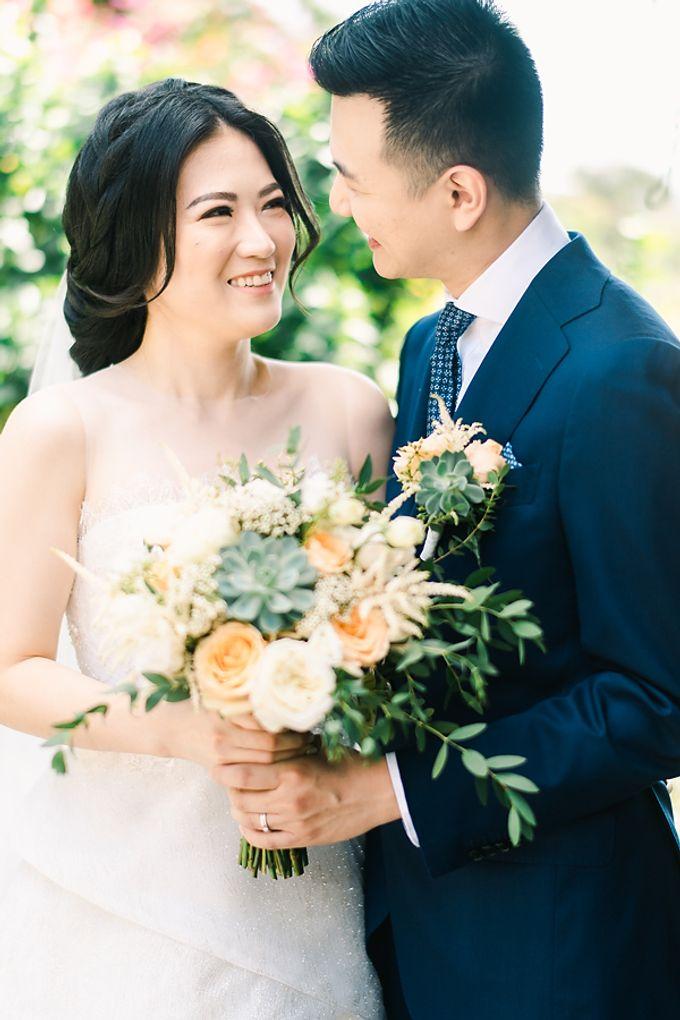 The Wedding of Ita & Yanoto at Ayana by Red Gardenia - 002