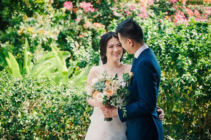 Wedding of Ita Pratiwi & Yannoto by Nika di Bali - 003