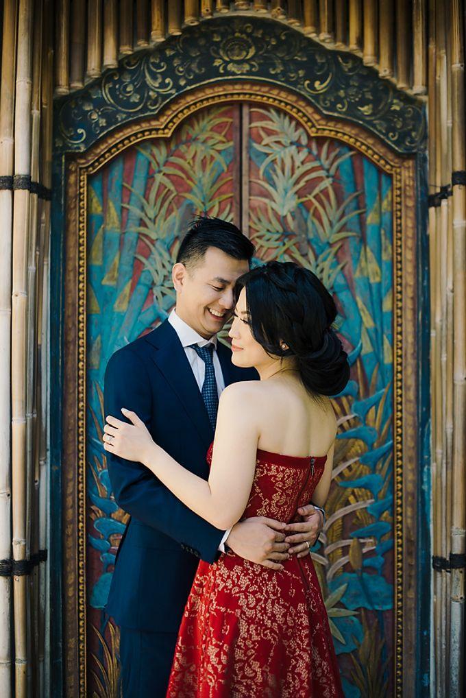 Wedding of Ita Pratiwi & Yannoto by Nika di Bali - 004