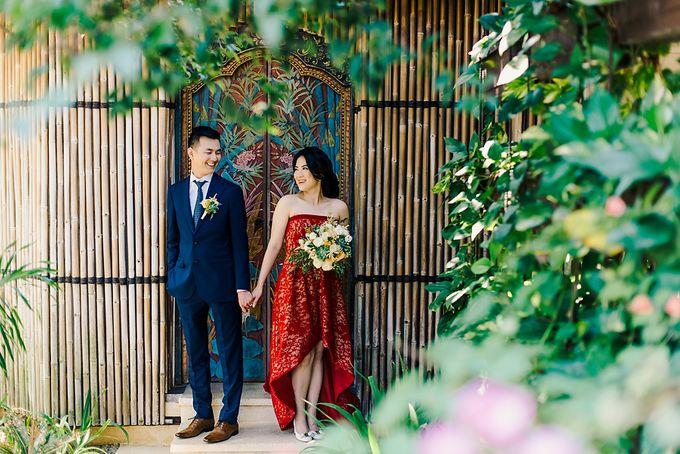 Wedding of Ita Pratiwi & Yannoto by Nika di Bali - 005