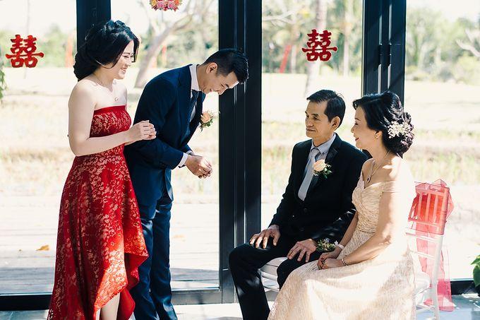 Wedding of Ita Pratiwi & Yannoto by Nika di Bali - 006
