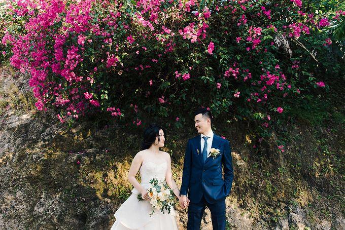 Wedding of Ita Pratiwi & Yannoto by Nika di Bali - 007