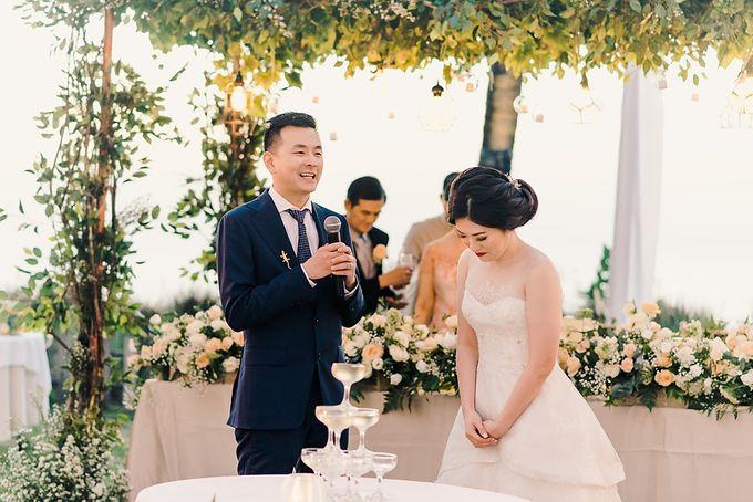 The Wedding of Ita & Yanoto at Ayana by Red Gardenia - 004