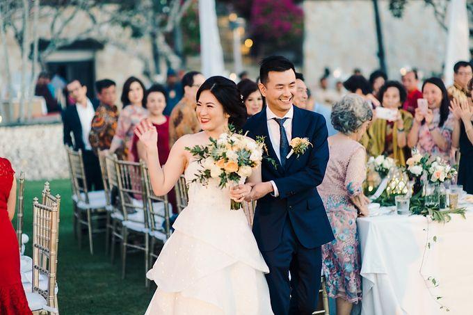 Wedding of Ita Pratiwi & Yannoto by Nika di Bali - 008