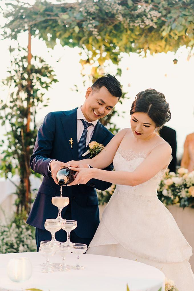 Wedding of Ita Pratiwi & Yannoto by Nika di Bali - 009