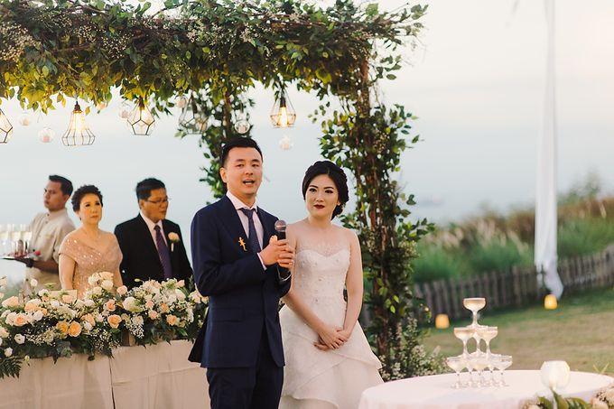 The Wedding of Ita & Yanoto at Ayana by Red Gardenia - 005