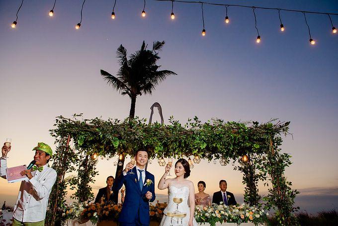 The Wedding of Ita & Yanoto at Ayana by Red Gardenia - 006