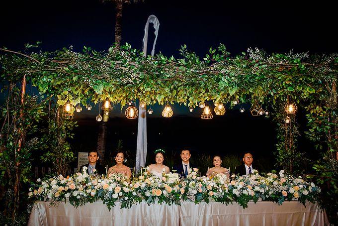 The Wedding of Ita & Yanoto at Ayana by Red Gardenia - 007