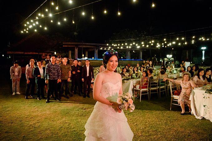 Wedding of Ita Pratiwi & Yannoto by Nika di Bali - 015
