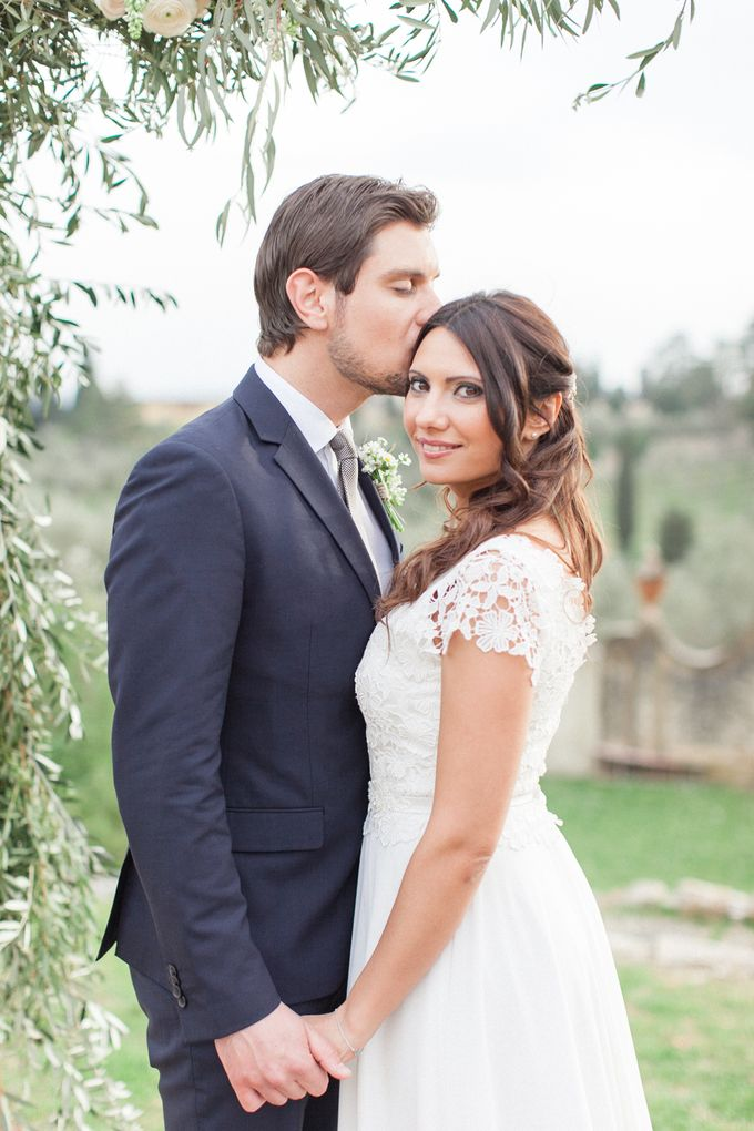 Tuscany Elopement by Roberta Facchini Photography - 001