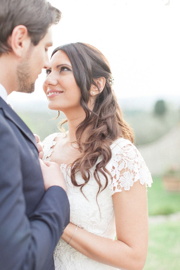 Tuscany Elopement by Roberta Facchini Photography - 002