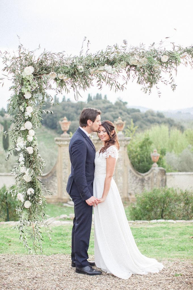 Tuscany Elopement by Roberta Facchini Photography - 003