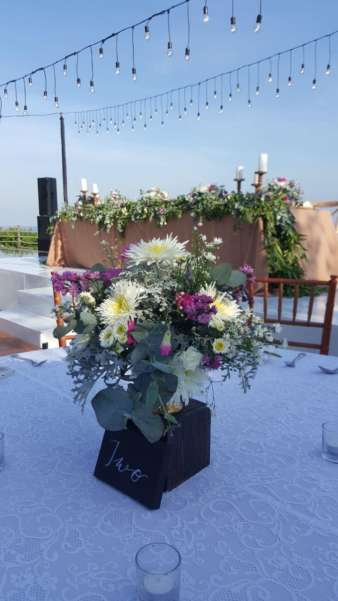 Sunset Garden Party by d'Oasis Florist & Decoration - 017