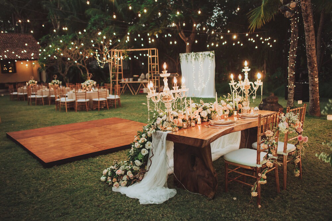 Raymond & Claudya Wedding  by It's True Wedding Planner and Decoration - 003