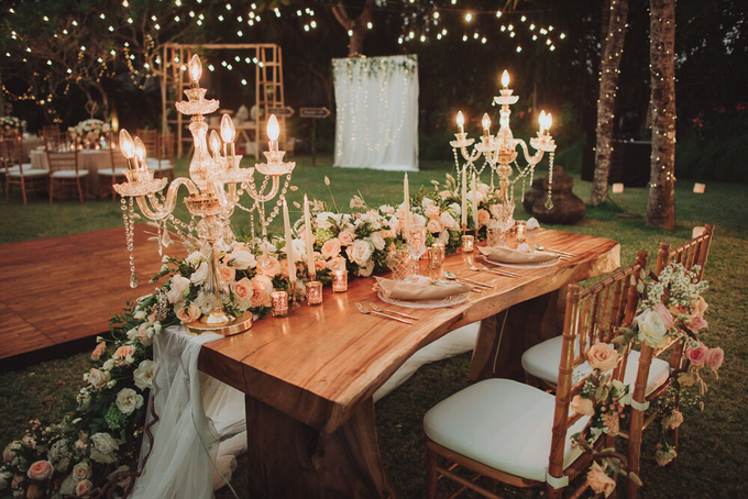 Raymond & Claudya Wedding  by It's True Wedding Planner and Decoration - 002
