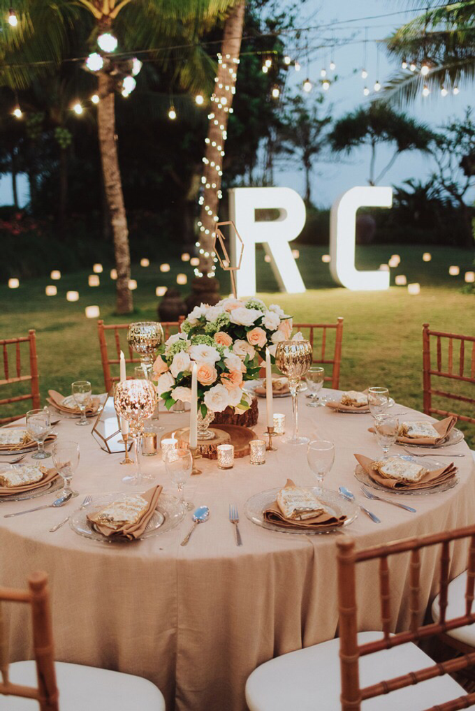 Raymond & Claudya Wedding  by It's True Wedding Planner and Decoration - 004