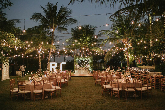 Raymond & Claudya Wedding  by It's True Wedding Planner and Decoration - 008