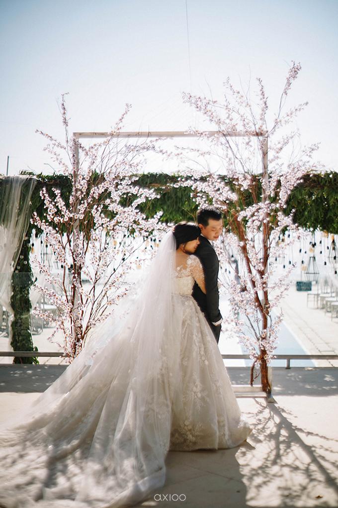 Wilson & Felicia Wedding  by Hummingbird Road - 033