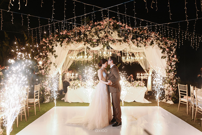 Marvin & Beatrice Wedding by Hummingbird Road - 042