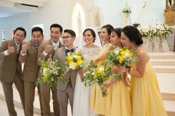 CHRISTIAN & EVITA WEDDING - 12 SEPT 2015 by It's True Wedding Planner and Decoration - 015