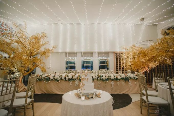 ELEGANT INTIMATE WEDDING by It's True Wedding Planner and Decoration - 010