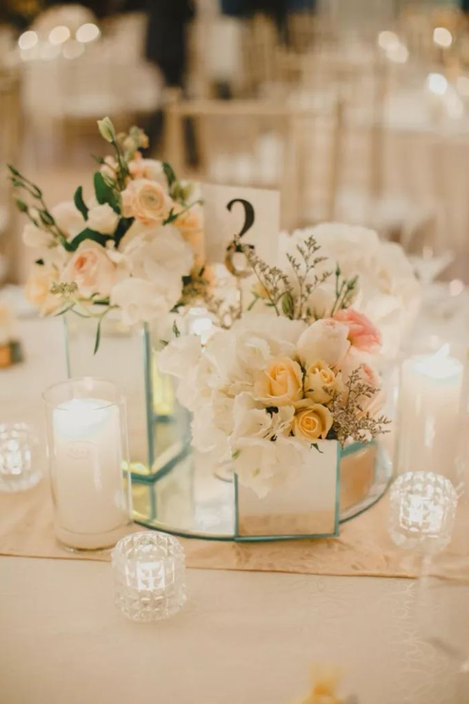ELEGANT INTIMATE WEDDING by It's True Wedding Planner and Decoration - 012
