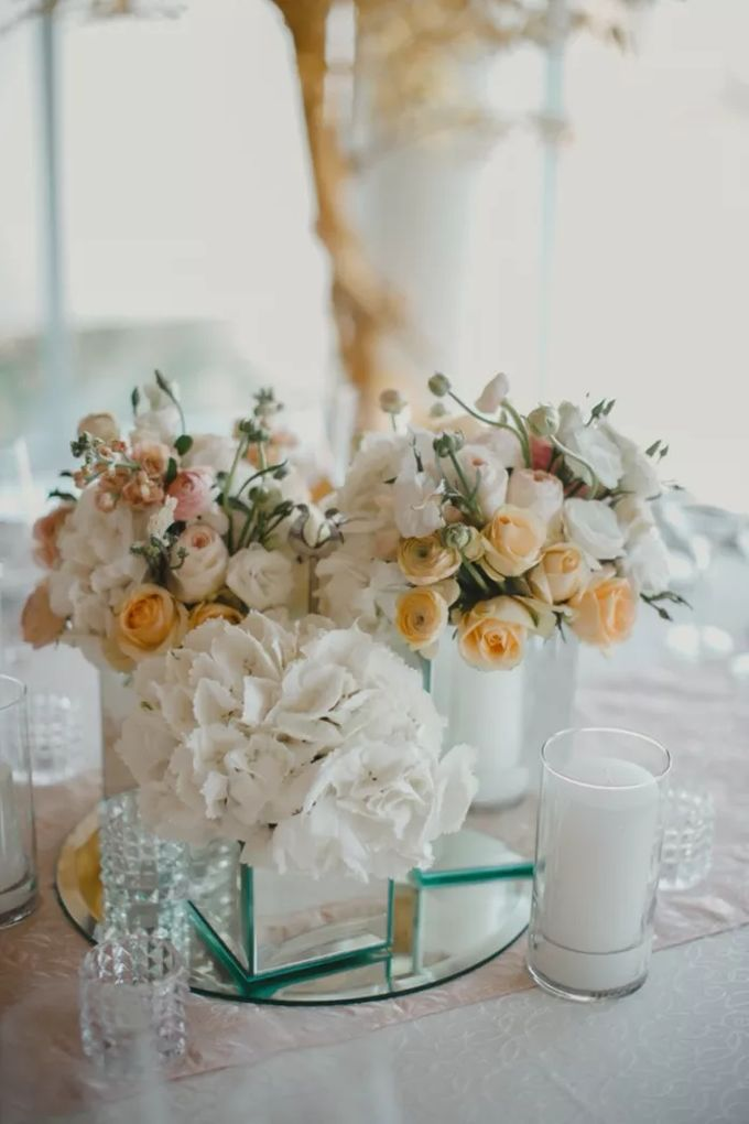 ELEGANT INTIMATE WEDDING by It's True Wedding Planner and Decoration - 016