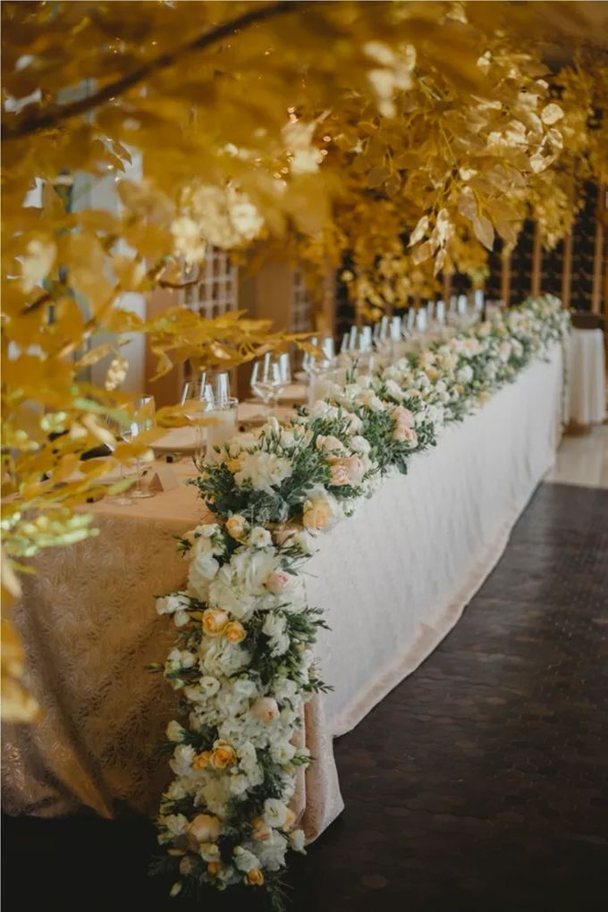 ELEGANT INTIMATE WEDDING by It's True Wedding Planner and Decoration - 002