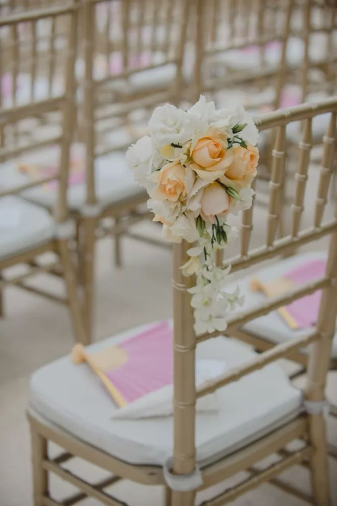 ELEGANT INTIMATE WEDDING by It's True Wedding Planner and Decoration - 003