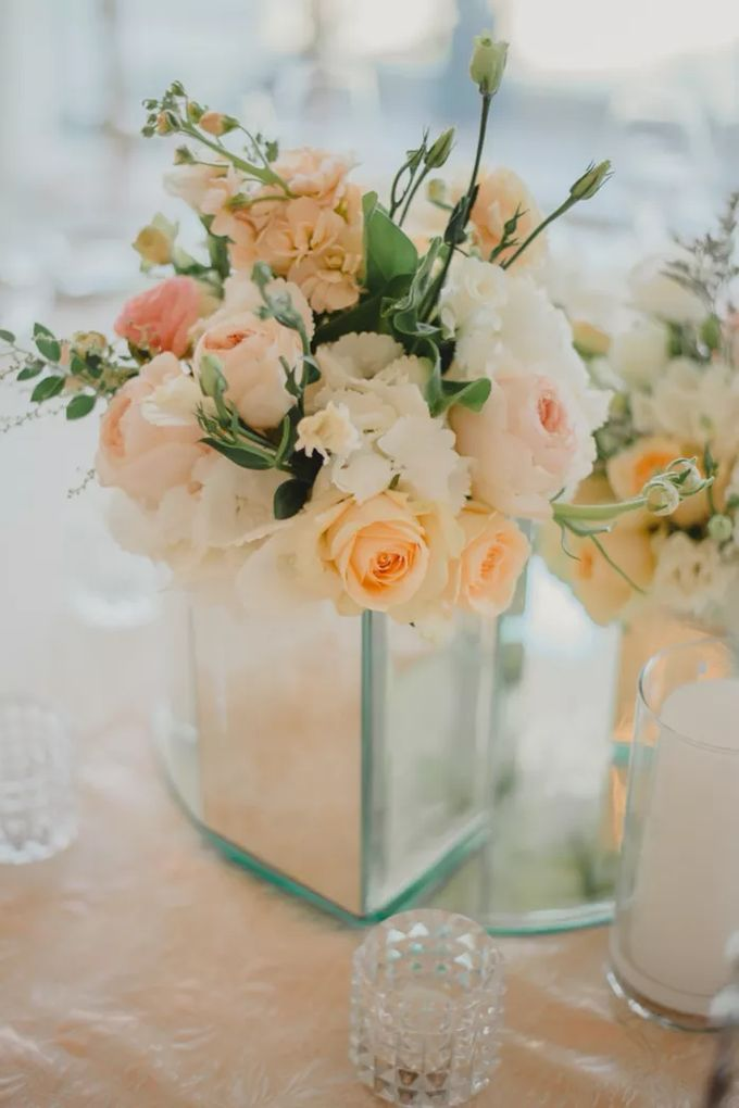 ELEGANT INTIMATE WEDDING by It's True Wedding Planner and Decoration - 004