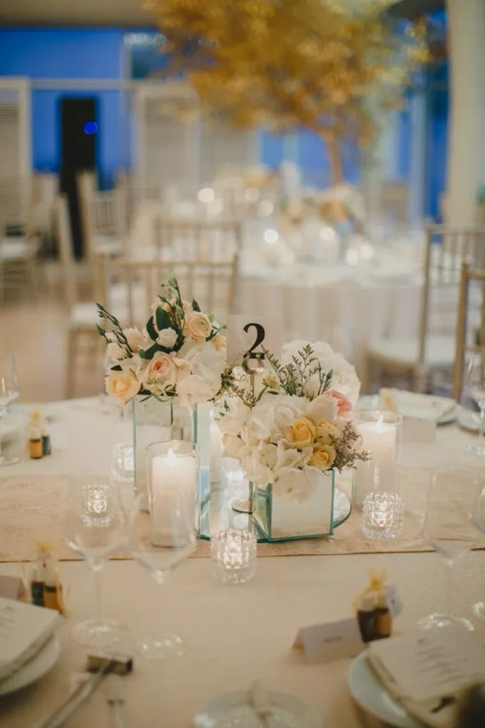 ELEGANT INTIMATE WEDDING by It's True Wedding Planner and Decoration - 007