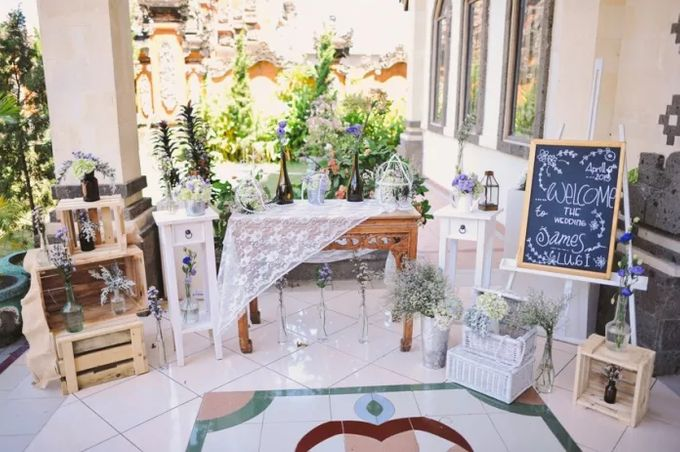 JAMES & LUGI WEDDING - 9 APRIL 2015 by It's True Wedding Planner and Decoration - 004