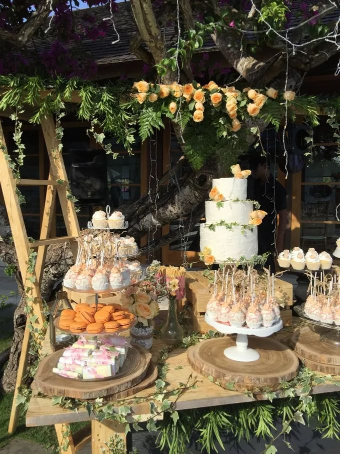 Sweet Corner Decoration by It's True Wedding Planner and Decoration - 002