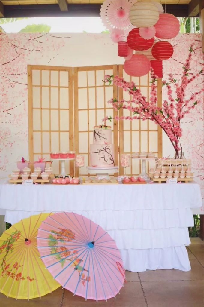 Sweet Corner Decoration by It's True Wedding Planner and Decoration - 003