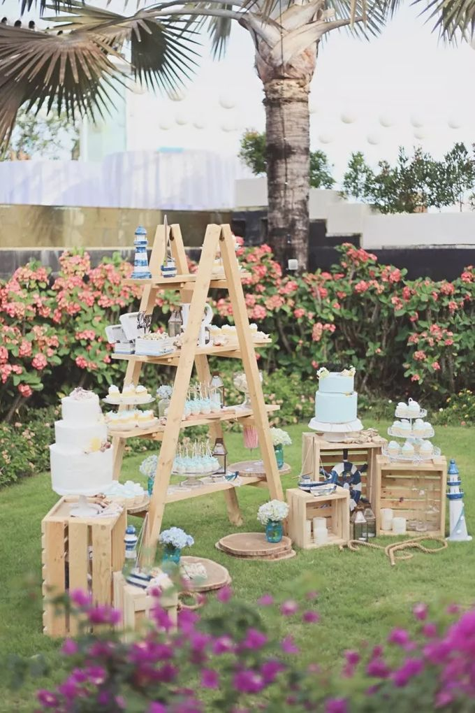 Sweet Corner Decoration by It's True Wedding Planner and Decoration - 007