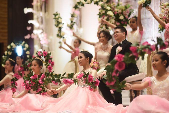 Skenoo Hall Wedding Dance Atmosphere by Skenoo Hall Emporium Pluit by IKK Wedding - 004