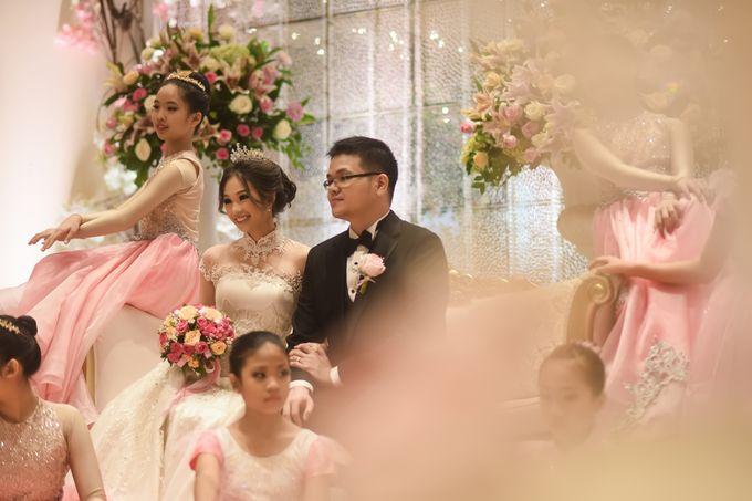 Skenoo Hall Wedding Dance Atmosphere by Skenoo Hall Emporium Pluit by IKK Wedding - 005