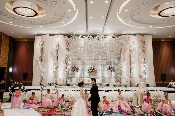 Skenoo Hall Wedding Dance Atmosphere by Skenoo Hall Emporium Pluit by IKK Wedding - 001