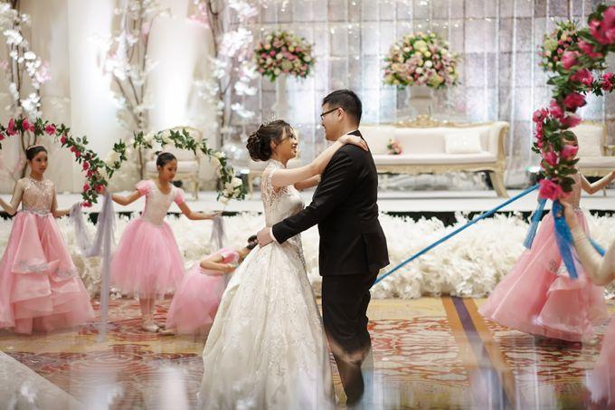Skenoo Hall Wedding Dance Atmosphere by Skenoo Hall Emporium Pluit by IKK Wedding - 003