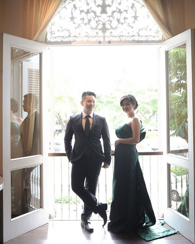 The Traditional Engagement Of Ivon & David by Vibonacci Event Crafter - 002