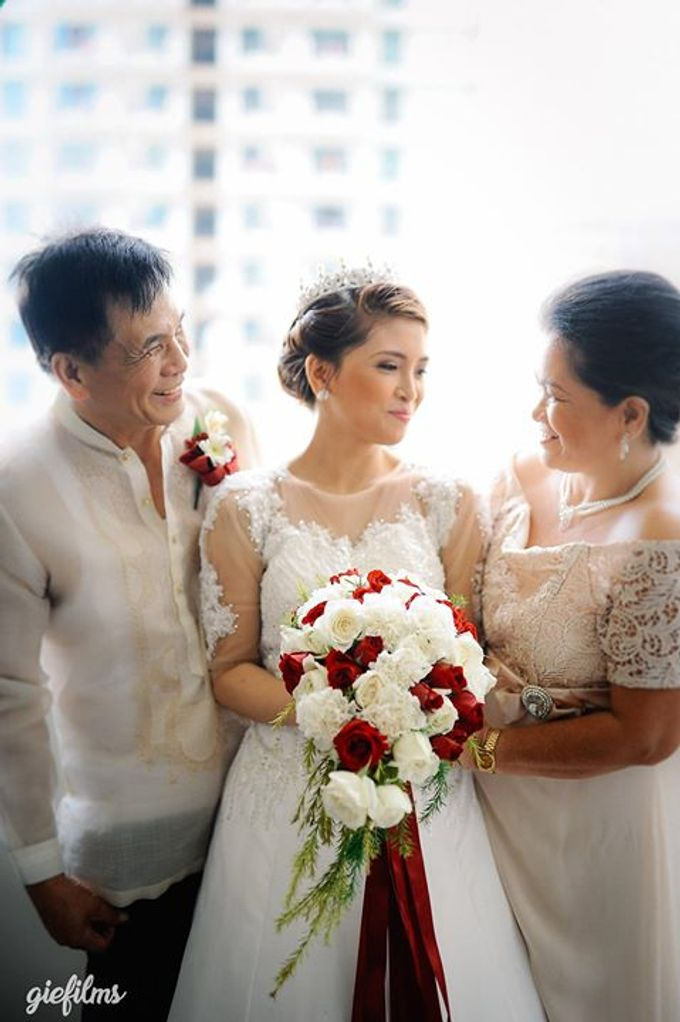Jin & Marie / Wedding Highlights by Gie Films - 017