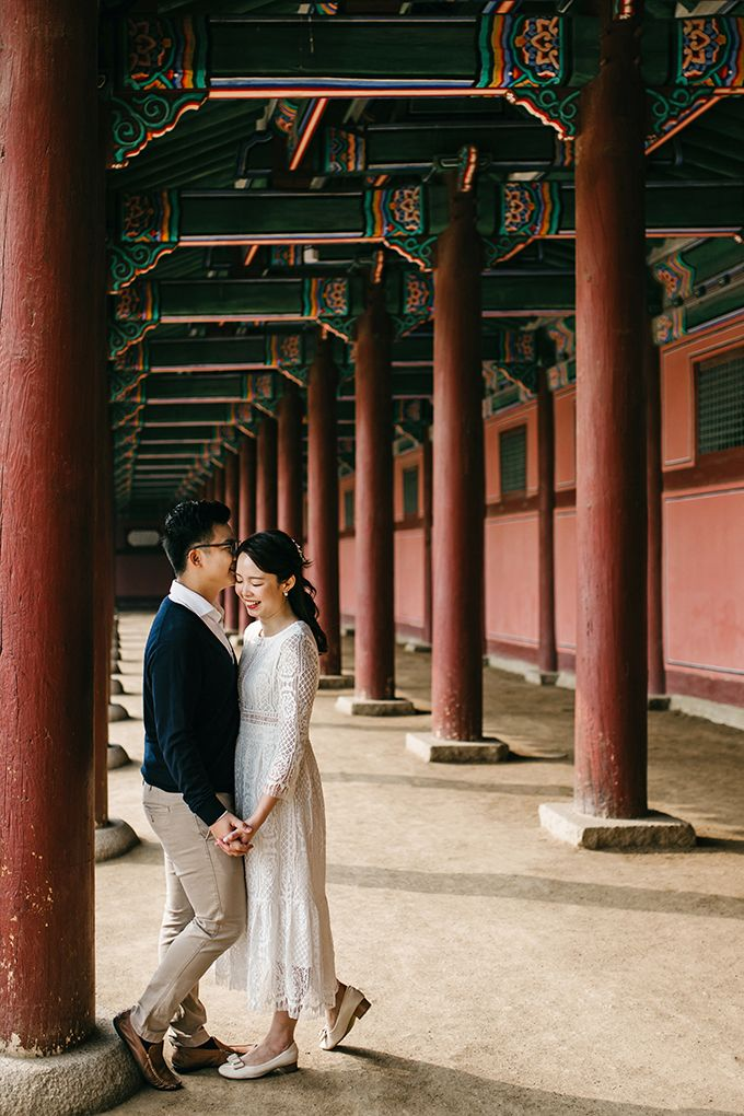 Seoul Pre-Wedding of  Ivan & Jacqueline by Natalie Wong Photography - 006