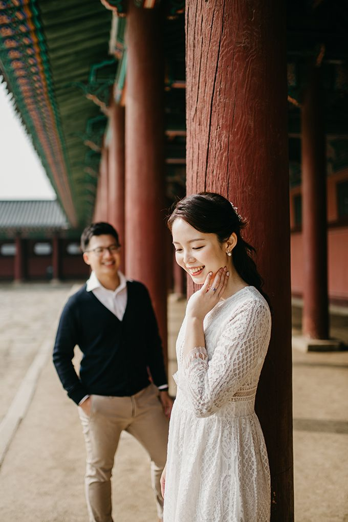 Seoul Pre-Wedding of  Ivan & Jacqueline by Natalie Wong Photography - 007