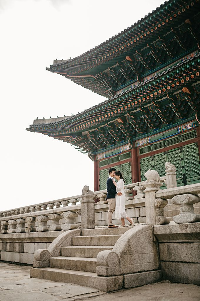 Seoul Pre-Wedding of  Ivan & Jacqueline by Natalie Wong Photography - 002
