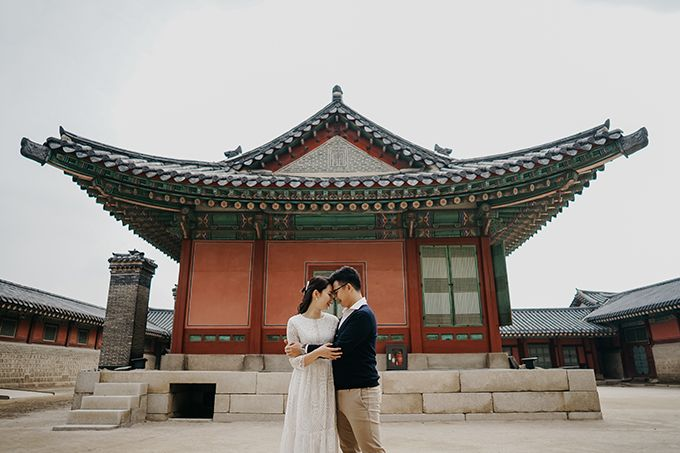 Seoul Pre-Wedding of  Ivan & Jacqueline by Natalie Wong Photography - 005