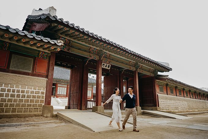 Seoul Pre-Wedding of  Ivan & Jacqueline by Natalie Wong Photography - 003