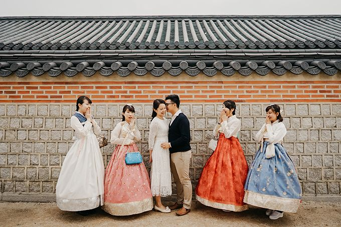 Seoul Pre-Wedding of  Ivan & Jacqueline by Natalie Wong Photography - 011