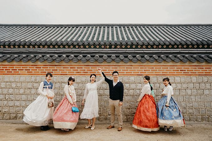 Seoul Pre-Wedding of  Ivan & Jacqueline by Natalie Wong Photography - 010