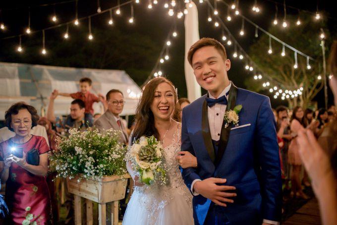 The Wedding of Ivan & Maura by PlanMyDay Wedding Organizer - 008