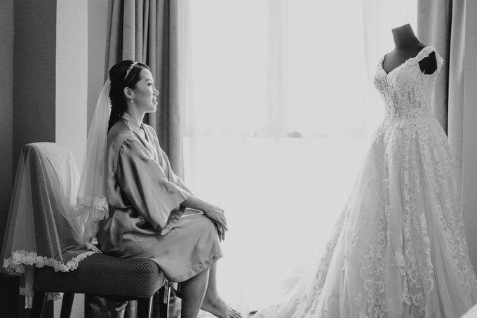 Ivan & Inez Wedding day Part-1 by Filia Pictures - 016